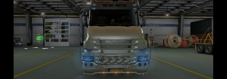 Scania Longline T – SKIN – Free As A Bird