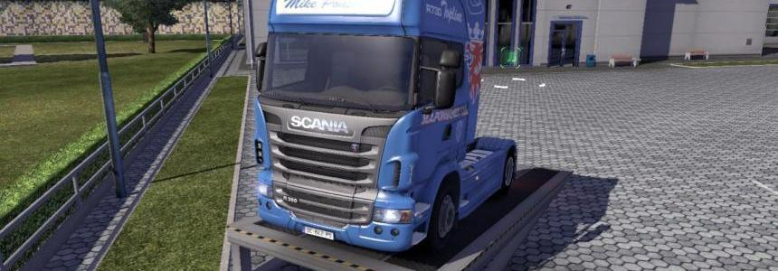 Scania R Series Ponsonby