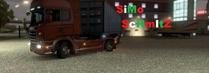 Scania R500 V8 Sound SimoSchmitz
