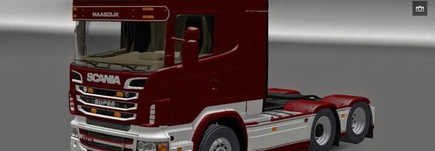 Scania R730 Holland v2.0