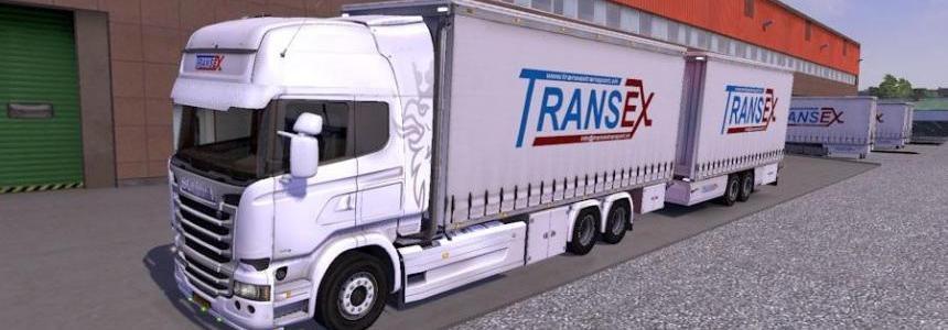 Scania Streamline ProfiLiner Tandem Transex