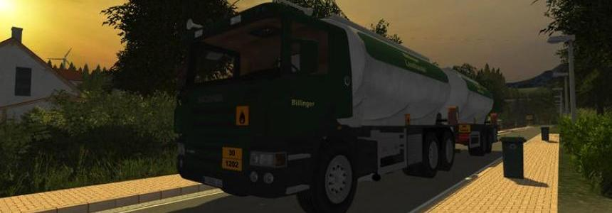 Scania Tanker & Trailer v2.1