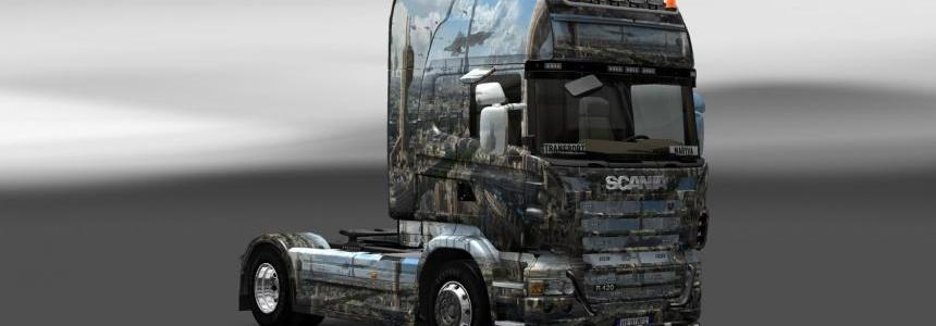 Scania Wpespyeu Skin