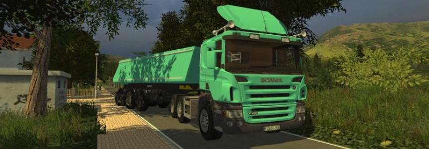 Scania ZM3A Billinger H97 v2.2 Blau