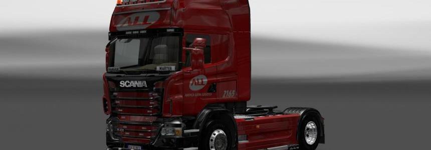 Skin Scania ALL