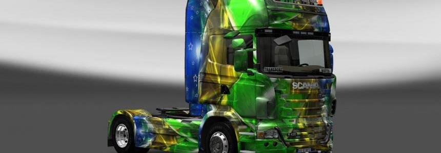 Skin Scania Brasil 2014 v3