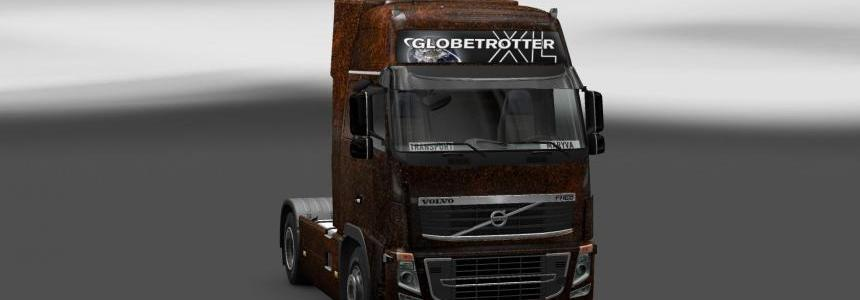 Skin Volvo FH16 Ferrugem v5