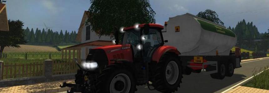 Tandem Trailer Diesel v2.0