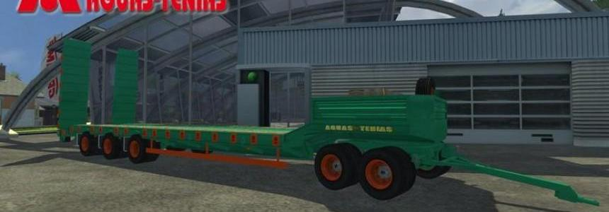 Tenias Low Loader 5 Axis v1.0