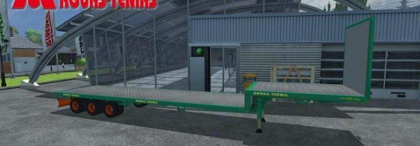 Tenias Reduced Platform Truck v2.0 MR