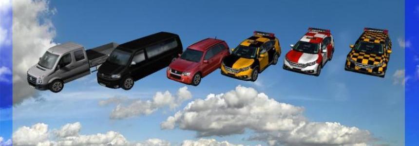 Traffic cars v1.0