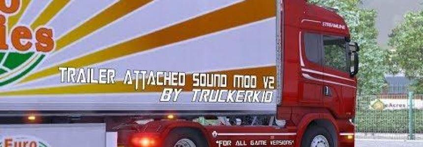 Trailer Attach Sound Mod v2.0