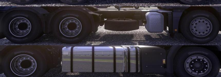 Truck and trailer tires v2