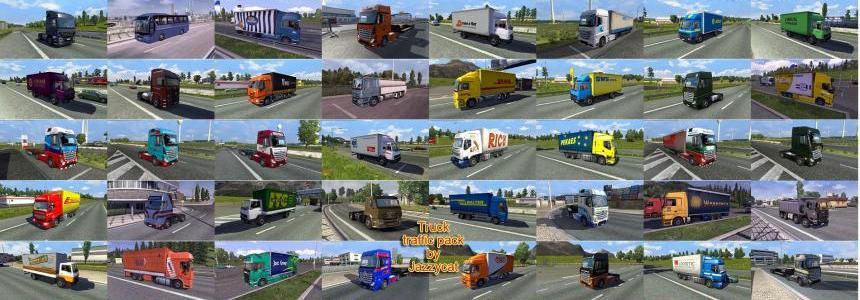 Truck Traffic Pack v1.2.1