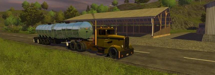 U.S. Fertilizer Trailer v1.0