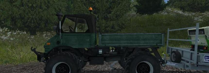 Unimog U 84 406 series construction v2.0 MR