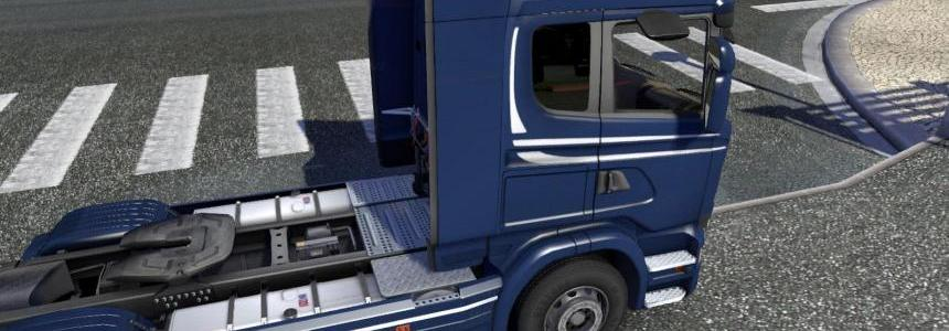 Volvo FH16 2012 dark window sleeper