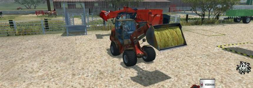 Weidemann shovel Multi Fruit v1.3 Multifruit