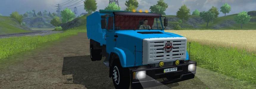 ZIL MMZ 554
