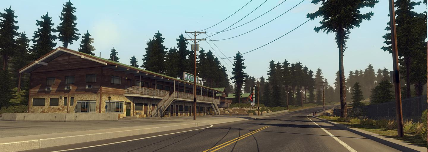 Pictures from American Truck Simulator