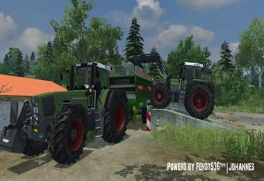 Fendt Favorit 824 v1.0