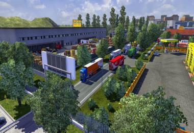 TruckSim Map v4.7.2
