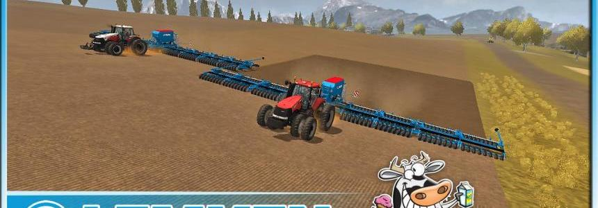 Lemken 27 MTS w/ Fertilizer V1.1