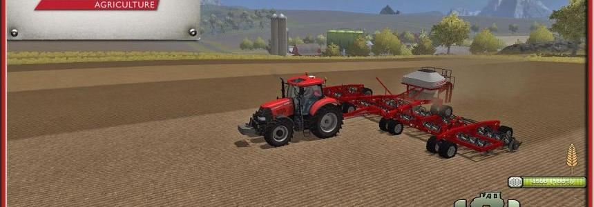 Case 500 Air Drill w/Fertilizer V1.1