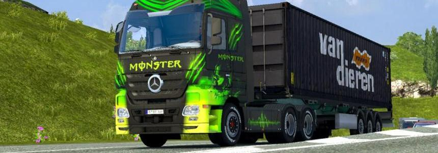 MB Actros Monster 1.9.22