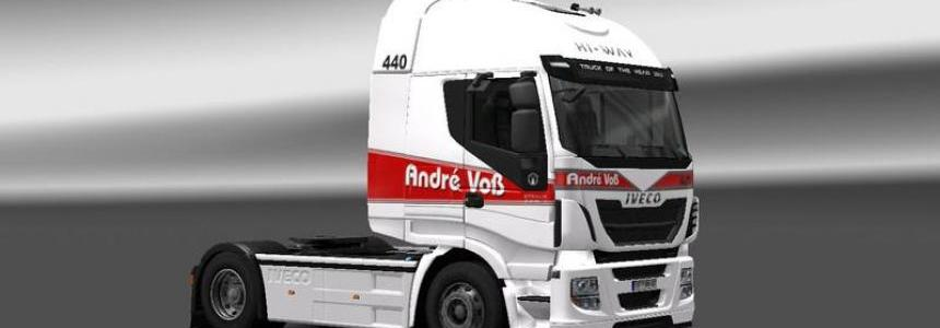 Andre Voss v1.0 by SchwarzLicht