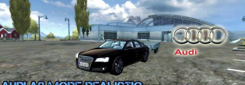 Audi A8 v1.0 MR