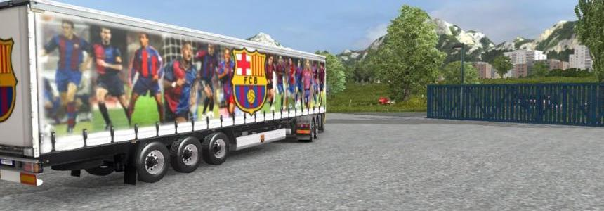 Barcelona trailer