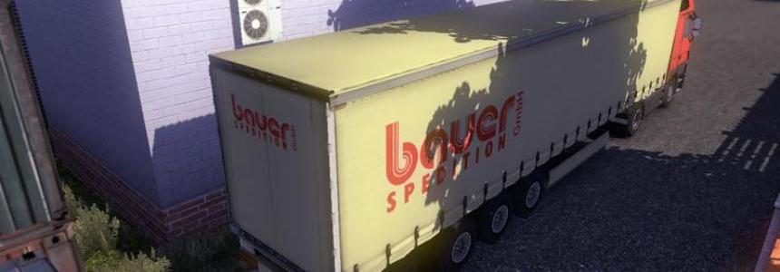 Bauer forwarding trailer v1.0