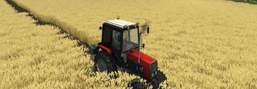 Belarus Mtz 1025 v2.5 fixed