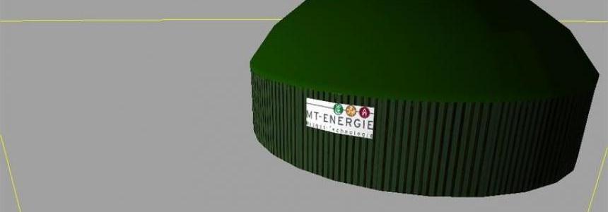 Biogas digester of MT Erngie v1.0