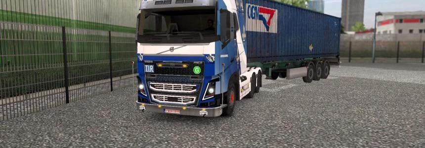 Volvo FH16 bosna skin