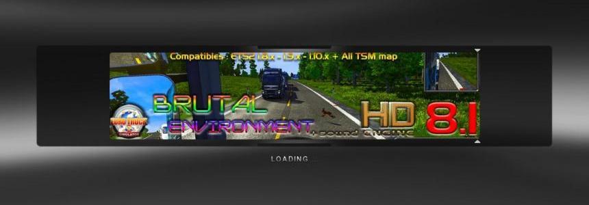 Brutal Environment HD sound engine v8.1