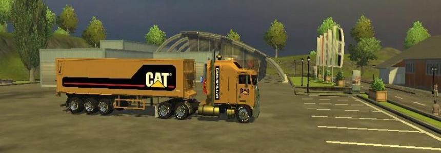 Cat Semitrailer C SGW Multi v2.0
