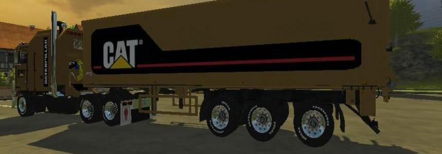 Cat Semitrailer C SGW Multi v2.1