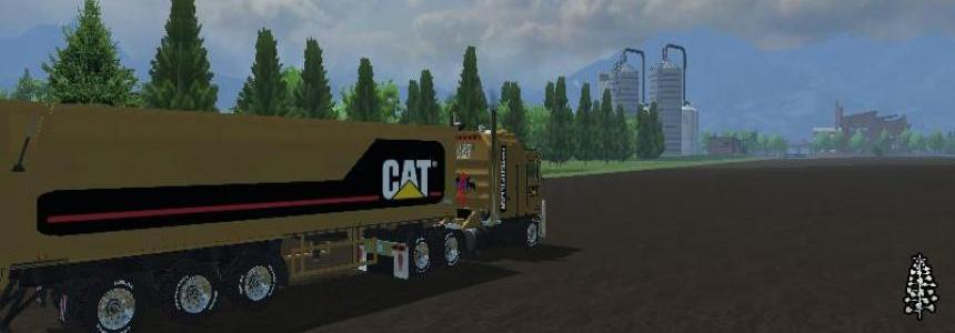 Cat Semitrailer C SGW Multi v2.5