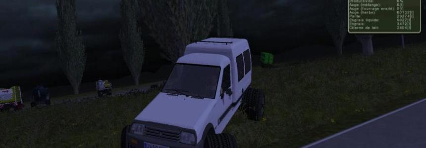 CITROEN C15 MONSTER TRUCK v1.2