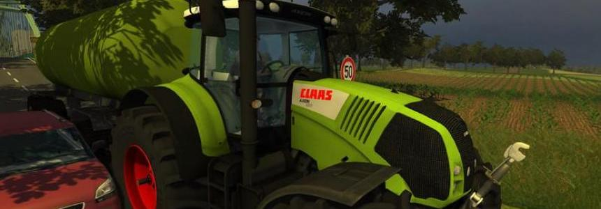 Claas Axion 820 v1.0