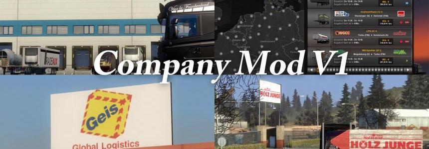 Company mod v1