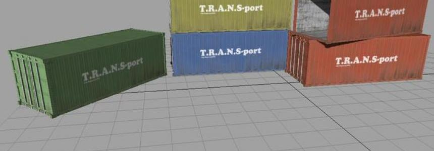Container Set v1.0