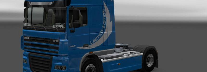 Daf Limited Edition Skin v1.0