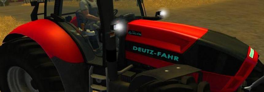 Deutz Agrotron X720 Premium v1.0