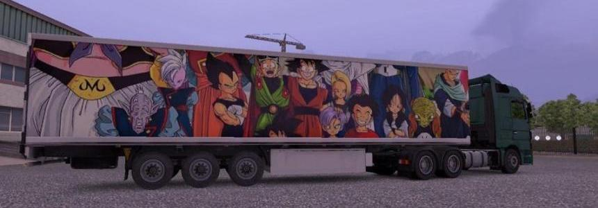 Dragon Ball Trailer