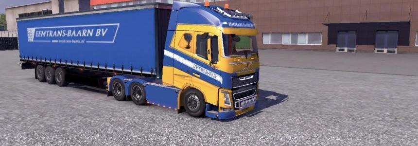Eemtrans Baarn Volvo & Trailer 1.9.22