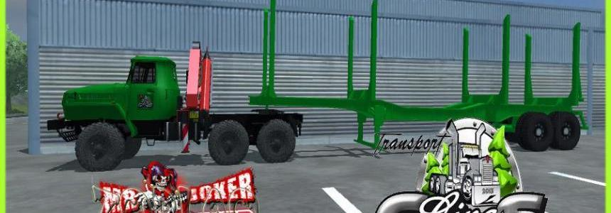 ETS GlingS TRAVAUX FORESTIERS PACK 3 V1.0