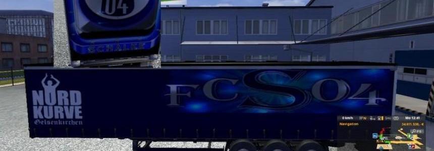 FC Schalke 04 Trailer Skin